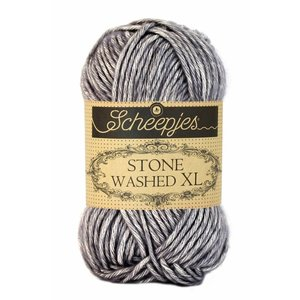 Scheepjes Stone Washed XL Smokey Quartz (842)