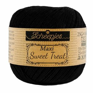 Scheepjes Sweet Treat Black (110)