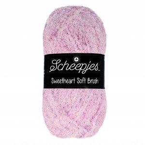 Scheepjes Sweetheart Soft Brush roze (530)