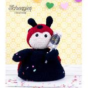 Garenpakket Pop-up Lotte het lieveheersbeestje