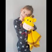 Scheepjes Garenpakket Knuffeldeken Giraffe Gideon