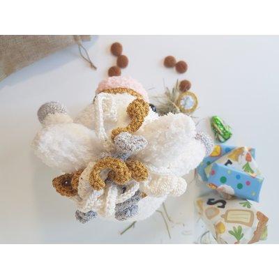 Garenpakket Pop-up Paard van Sinterklaas