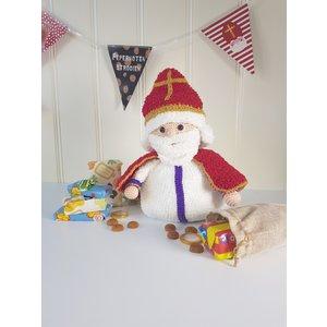 Garenpakket Pop-up Sinterklaas