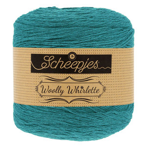 Scheepjes Woolly Whirlette Green Tea (570)