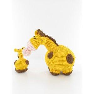 Garenpakket Giraffen familie