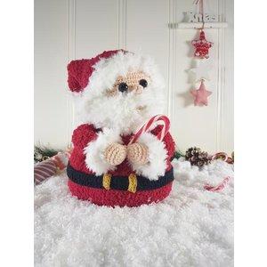 Garenpakket Pop-up Kerstman