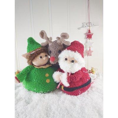 Garenpakket Pop-up Elf