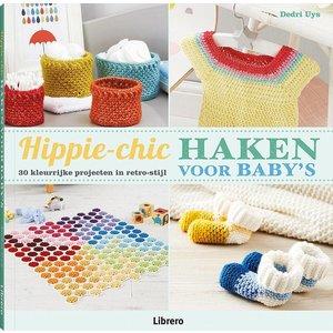 Hippie-chic haken voor baby's