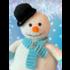 Garenpakket Pop-up Sneeuwpop