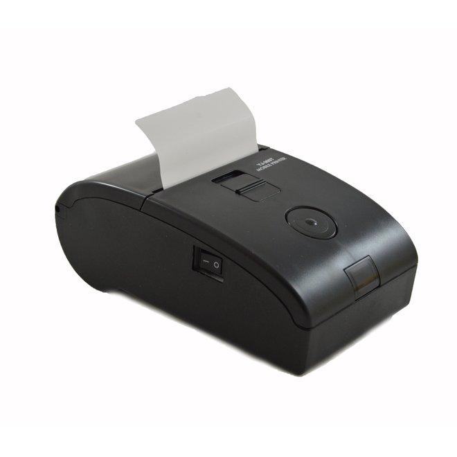 Healthy Retail Alcoscan Alchoholtester AL9010 Printer