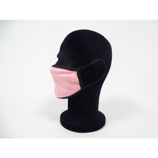 Mondmasker Roze (Wasbaar)