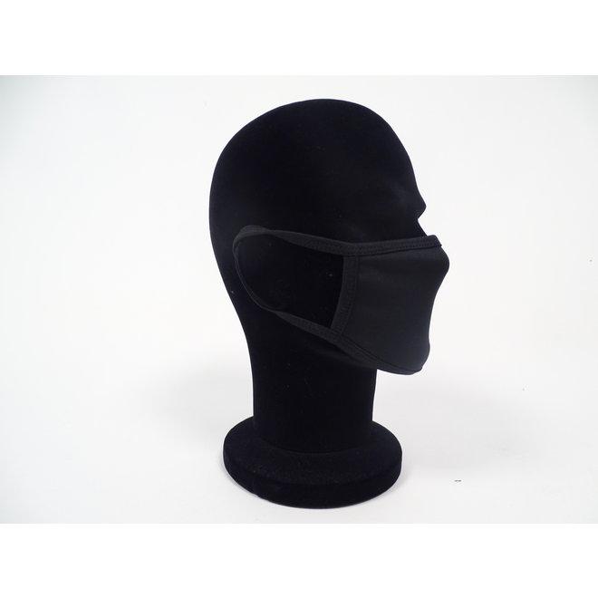 Mondmasker Zwart (Wasbaar)