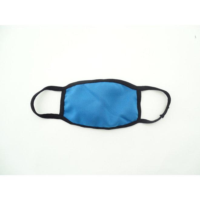 Mondmasker Blauw (Wasbaar)