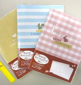 Pika Pika Japan MANAGEMENT CASH BOOK