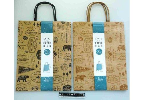 Paper bag M 2p
