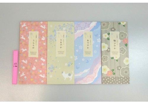 Fumibiyori Japanese letter set 40s