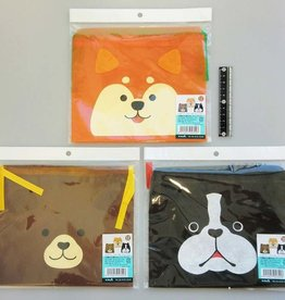 Pika Pika Japan Non woven cloth bag patch N animal