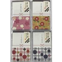 Japanese taste type 5 petit money envelope simple modern 6p
