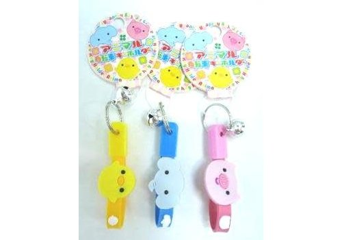 Animal bicycle key chains