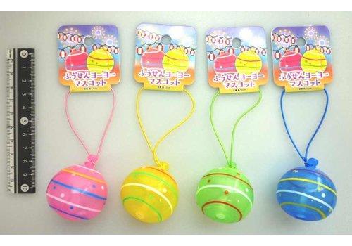 Balloon YoYo mascot
