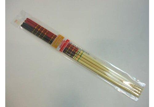 Kabuki color cooking chopsticks 33cm 2p : PB