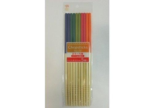 Bamboo chopsticks, 5sets