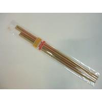 Color line cooking chopsticks 33cm 2p : PB