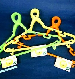 Pika Pika Japan Notched Clamp-On Hangers - Set of 2
