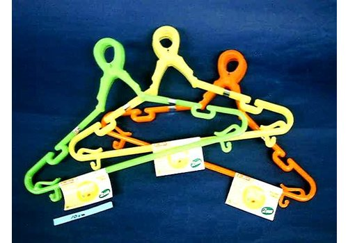 Notched Clamp-On Hangers - Set of 2