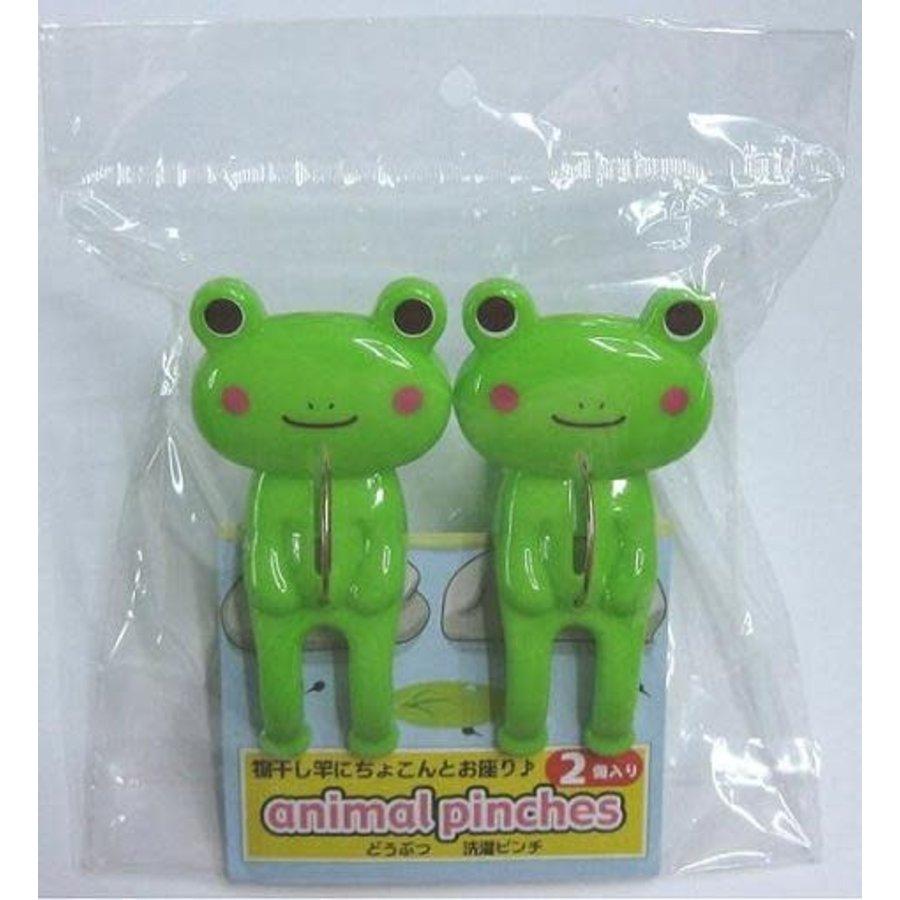Animal pinch frog-1