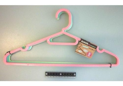 Smart hanger soft color 5p : PB