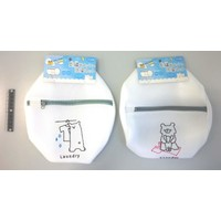 Laundry net, animal, drum shape