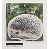 Pika Pika Japan Die-cut towel hedgehog