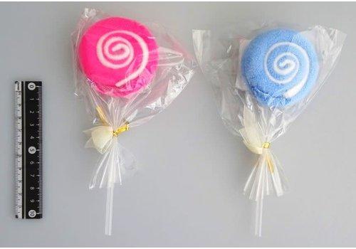 Hand towel lollipop