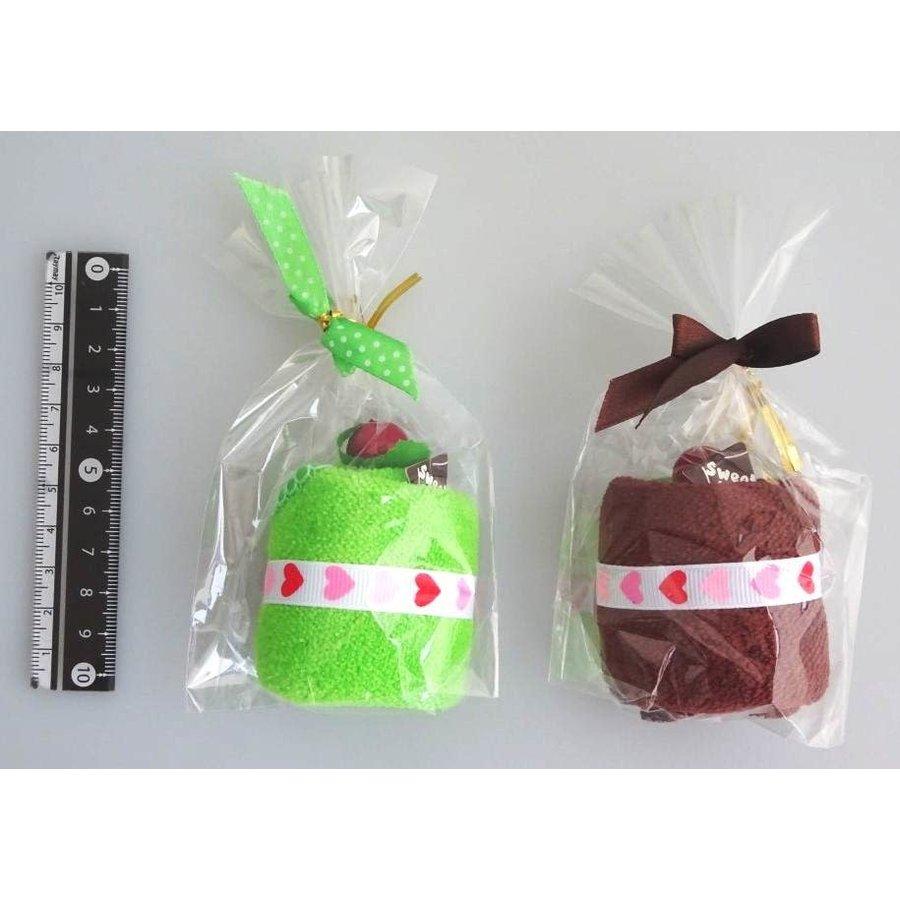 Hand towel roll cake : PB-1