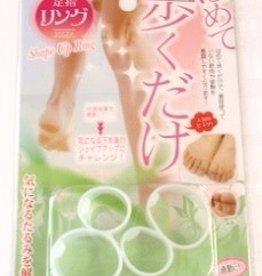 Pika Pika Japan Toe finger ring