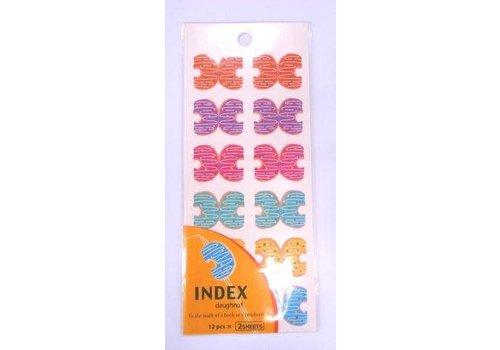 Index sticker, Donut