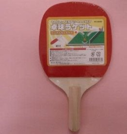 Pika Pika Japan table tennis racket with one side rubber