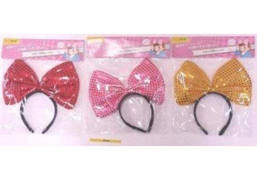 Ribbon hair band