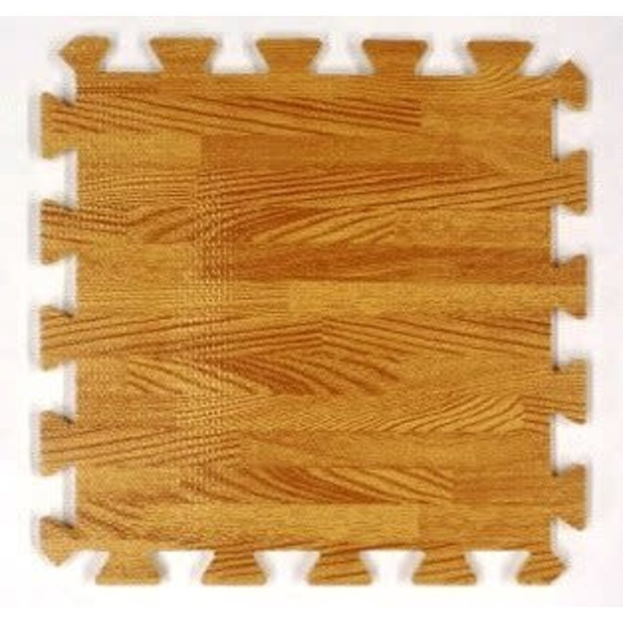 EVA mat Grain style(Brown)-1
