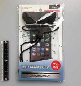 Pika Pika Japan Water proof case for smart phone BK : PB