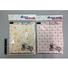 Pika Pika Japan Bicycle cover for child star/dot pattern : PB