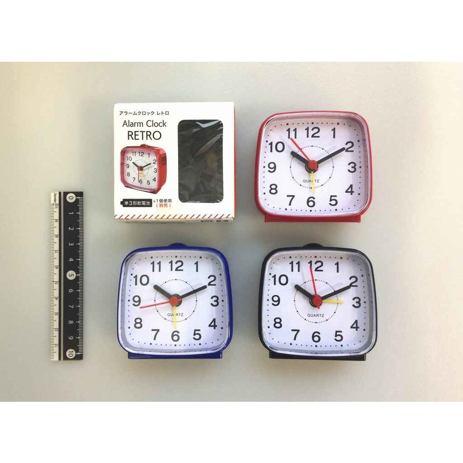 Alarm clock retro type : PB-1