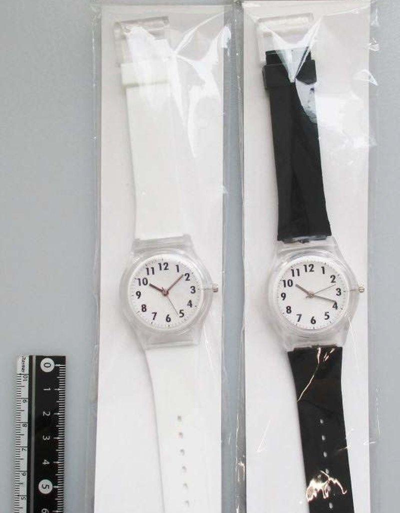 Pika Pika Japan Analog watch monotone : PB