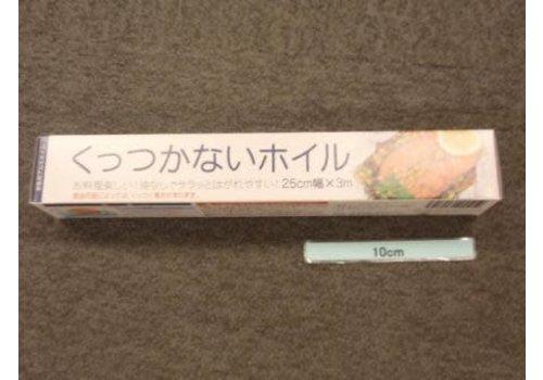 Non-stick foil 25cm x 3M : PB