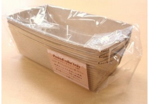 Pound cake tray M 3p : PB