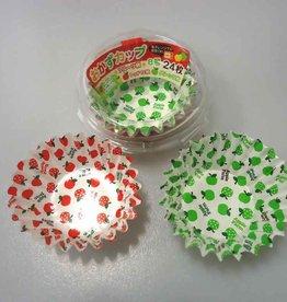 Pika Pika Japan Side dish cup fruit pattern 8 24P : PB