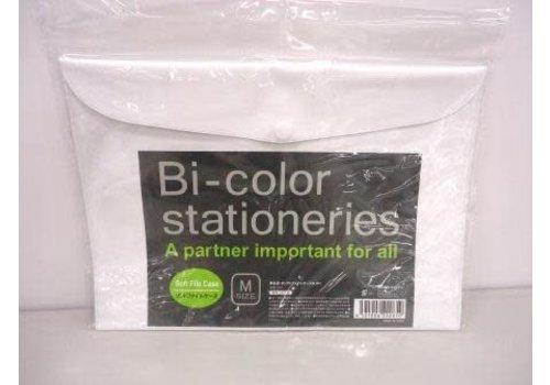 Bi soft file case M wh : PB