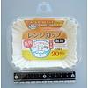 Pika Pika Japan Aluminum food cup oblong 20p : PB