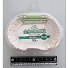 Pika Pika Japan Deep fry dish cup oval 10p : PB
